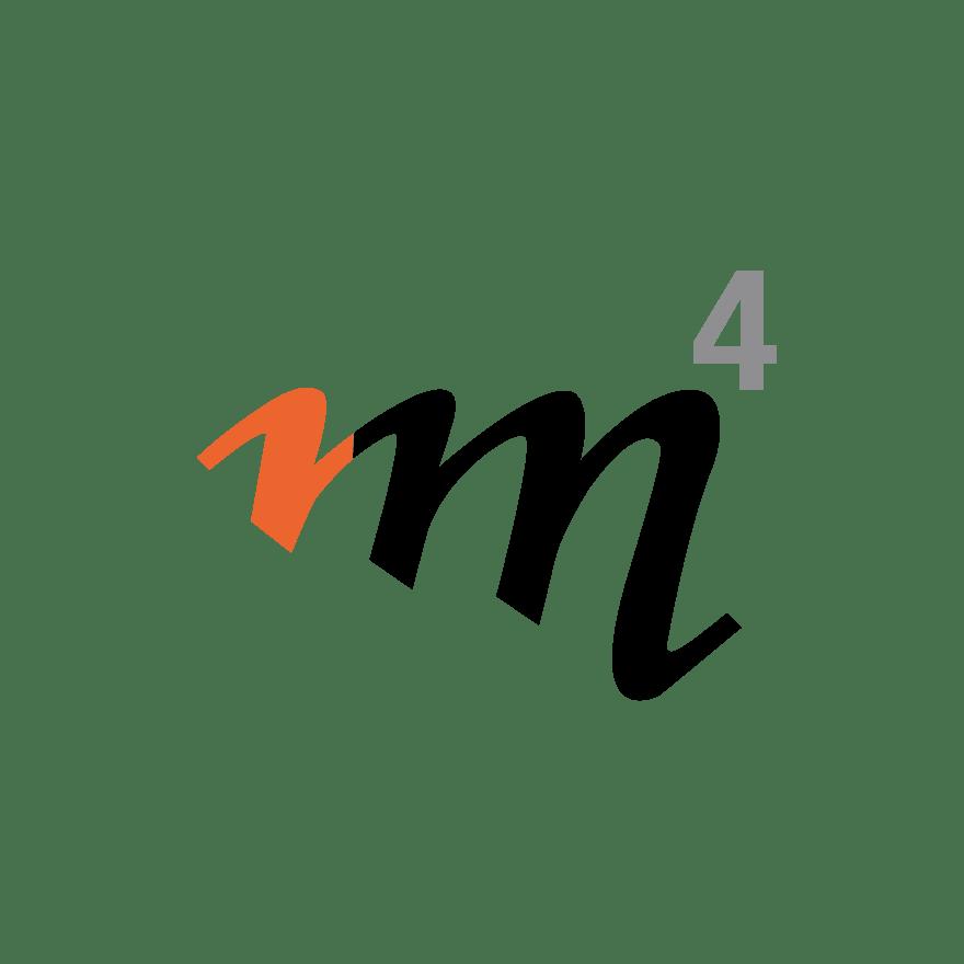 M4 Logo transparant